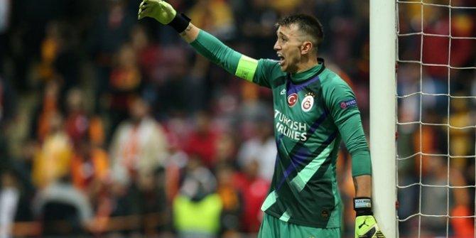 "Fernando Muslera, Süper Lig'de 3. kez ""dalya"" diyecek"