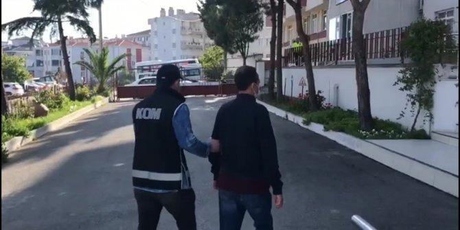 Balıkesir merkezli FETÖ operasyonunda  21 eski polis yakalandı