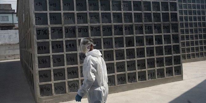 Kovid-19'dan son 24 saatte Brezilya'da 552, Meksika'da 267, Hindistan'da 380 kişi öldü