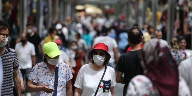 Washington'da Covid-19'a karşı maske takma zorunluluğu