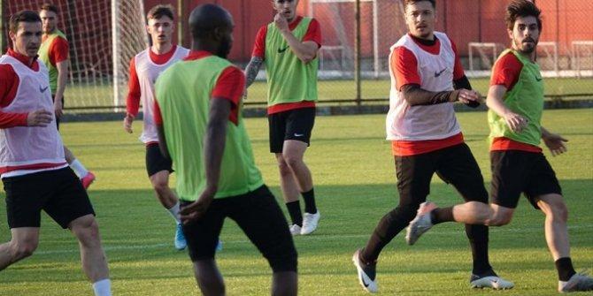 Gençlerbirliği, Kayserispor maçının hazırlıklarına başladı