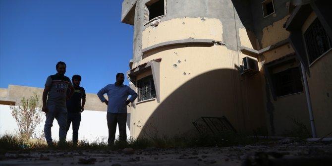 Libya halkından TSK'ya teşekkür