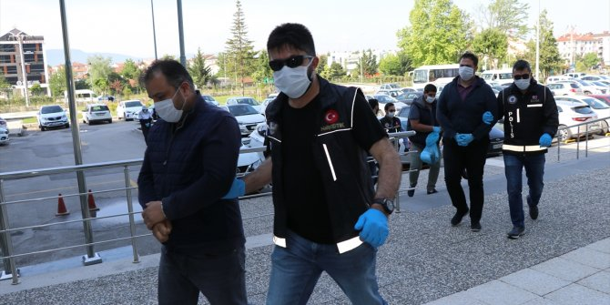 Bolu merkezli suç örgütü operasyonunda 8 tutuklama