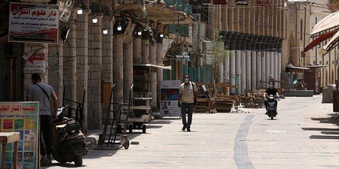 Irak'ta Kovid-19 nedeniyle bir günde 69 kişi hayatını kaybetti