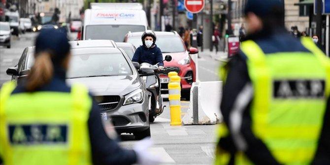 Fransa'da Kovid-19'dan son 24 saatte 14 kişi hayatını kaybetti