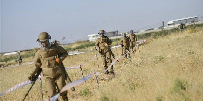 TSK'nın 'mayın avcıları'ndan kritik alanlarda cansiparane görev