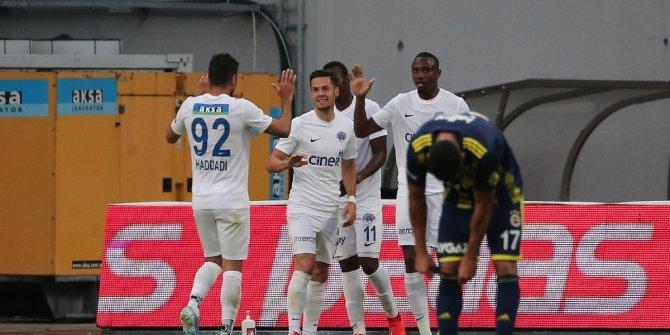 Kasımpaşa, 2020-2021 sezonunu Kayseri'de açacak