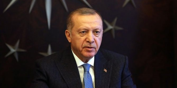 Erdoğan'dan Trabzonspor'a tebrik