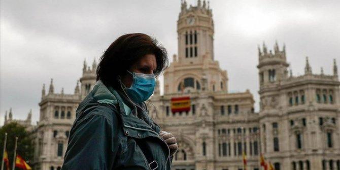 İspanya'da son haftada Kovid-19 nedeniyle 21 kişi öldü