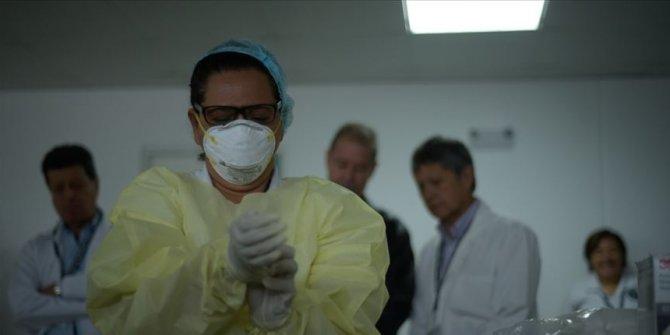 Ekvador, Guatemala ve El Salvador'da Kovid-19 kaynaklı ölümler artıyor