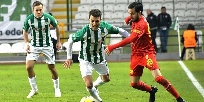 Konyaspor'da Guilherme şoku!