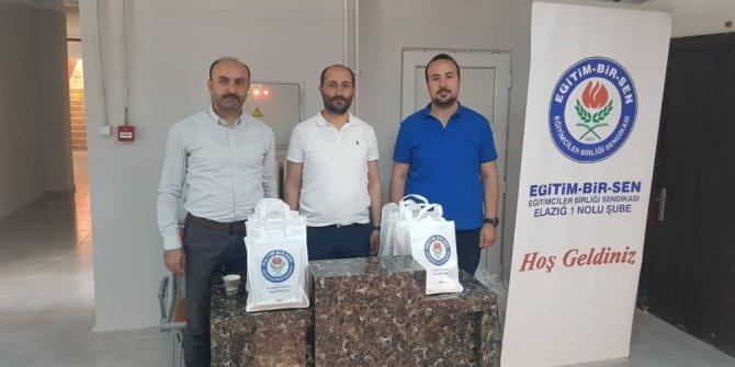 Elazığ'a atanan öğretmenler karşılandı