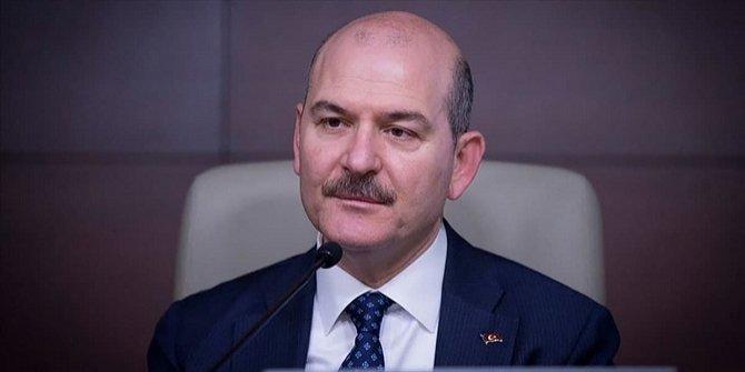 """İçişleri Bakanı Soylu: """"Kadına şiddete karşı alarm halindeyiz"""""""