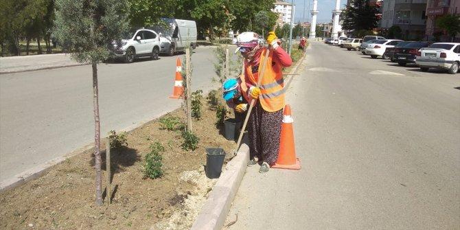 Seydişehir Belediyesi doğa ve yeşili koruyor