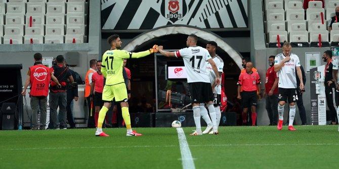 Beşiktaş-Konyaspor maçından notlar