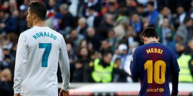 Messi ile Ronaldo, aynı takımda forma giyebilir