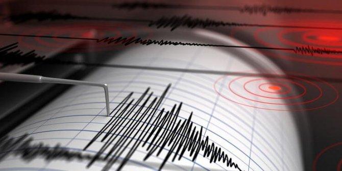 Van'da 3.1 büyüklüğünde  deprem