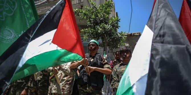 Hamas: 1 Temmuz, İsrail'in ilhak planına karşı  Filistin ulusal günü olacak