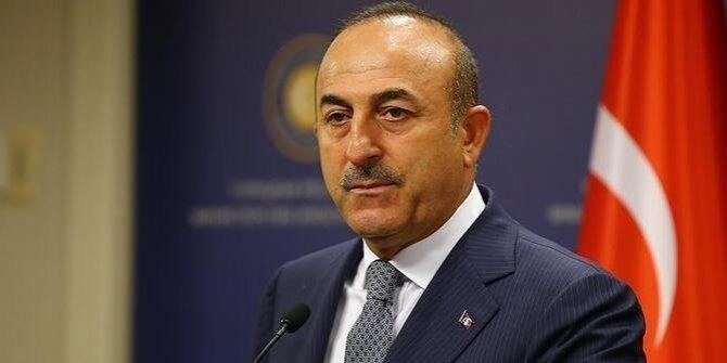 """Çavuşoğlu: """"Libya'da tek çözüm siyasi çözümdür"""""""