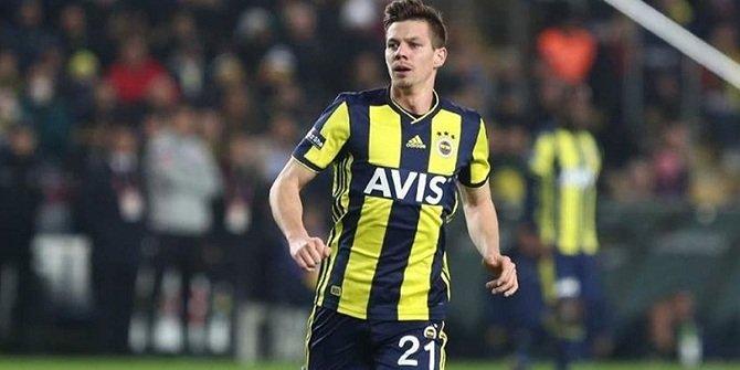 Fenerbahçe'de Zajc ile yollar ayrılıyor