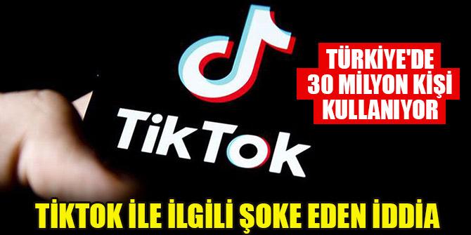 Türkiye'de 30 milyon kişinin kullandığı TikTok ile ilgili şoke eden iddia: Kopyalıyor