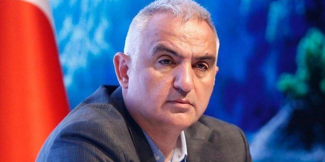 Bakanı Ersoy, Karaelmas Ekspresi ile yolculuğa çıktı