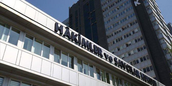 HSK bazı mahkemelerin yargı alanlarını yeniden belirledi