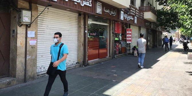 İran'da maske yarından itibaren zorunlu olacak
