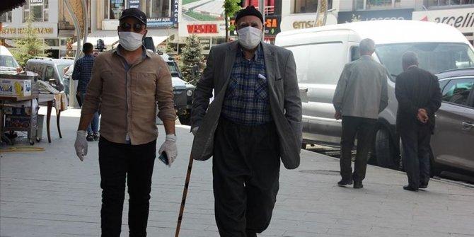 Valilik maskesiz sokağa çıkmayı yasakladı