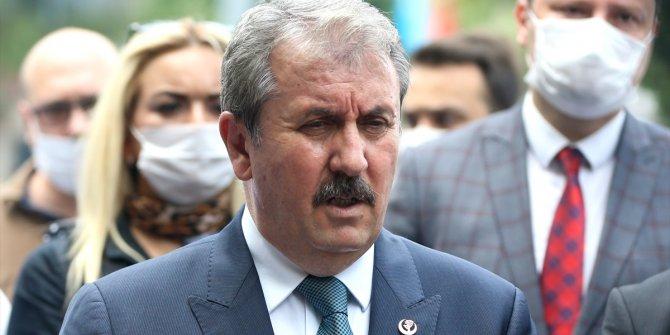 BBP Genel Başkanı Destici'den Sakarya'daki patlamaya ilişkin açıklama