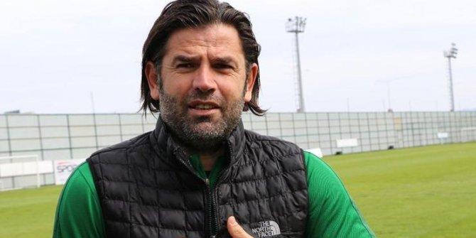 """İbrahim Üzülmez: """"İlk golü yedikten sonra rakibe tepki vermememiz bizi daha da üzdü"""""""