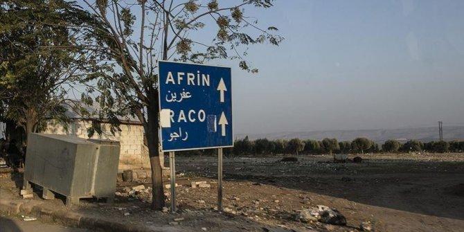 Syrie : Une attaque terroriste tue 1 personne et en blesse une autre à Afrin