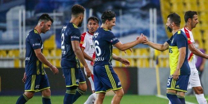 Fenerbahçe'nin orta sahası işliyor