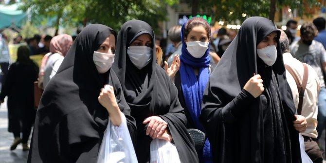 İran'da son 24 saatte Kovid-19 nedeniyle 160 kişi hayatını kaybetti