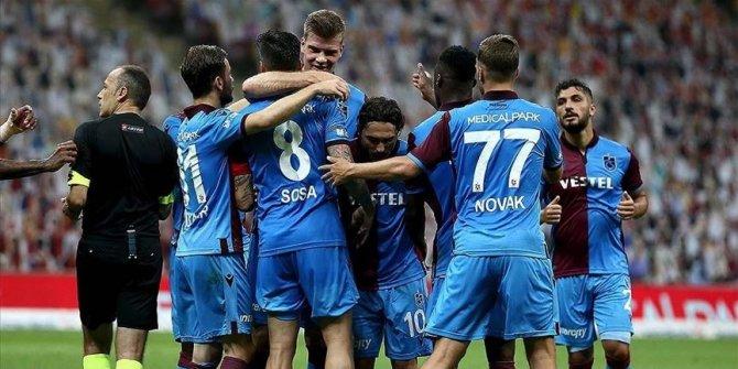 Trabzonspor, 2010-2011 sezonundaki seriyi yakaladı
