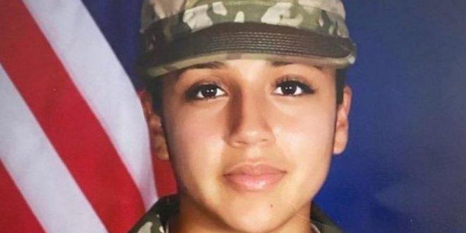 ABD'de kaybolan kadın askerin tecavüze uğrayarak öldürüldüğü ortaya çıktı