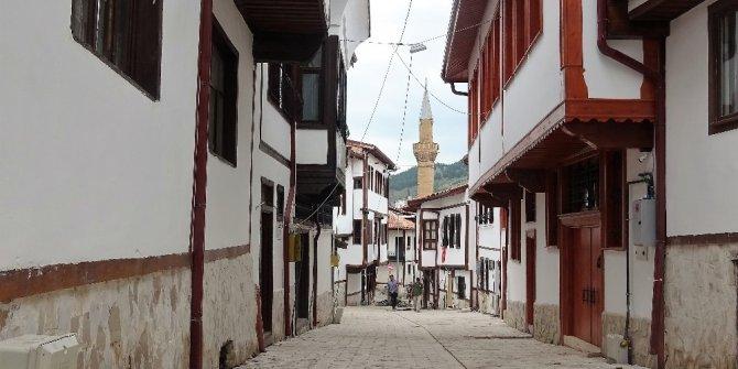 Tokat'ta tarihi 7 sokak turizme kazandırılıyor