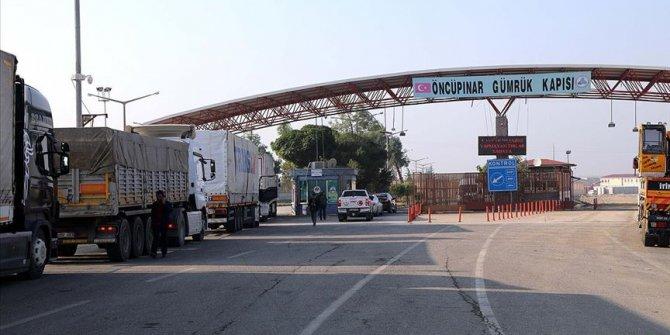 Rusya, yardımların girdiği Öncüpınar Sınır Kapısı'nı kapatmakla tehdit ediyor