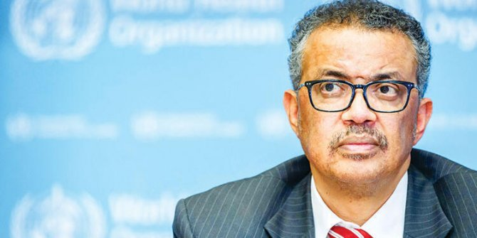 DSÖ Genel Direktörü Tedros Adhanom Ghebreyesus 'koronavirüs' açıklaması! Henüz zirveye ulaşmadık