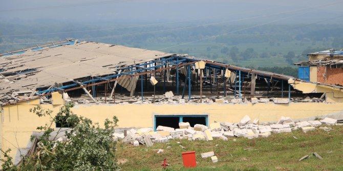 Sakarya'daki patlamaya ilişkin fabrika sahibi tutuklandı