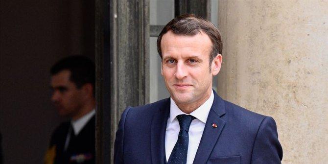 Macron'dan Netanyahu'ya çağrı
