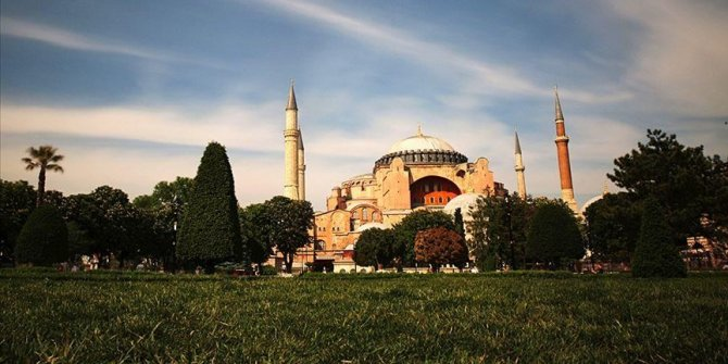 Turkey: Court strikes down Hagia Sophia museum decree