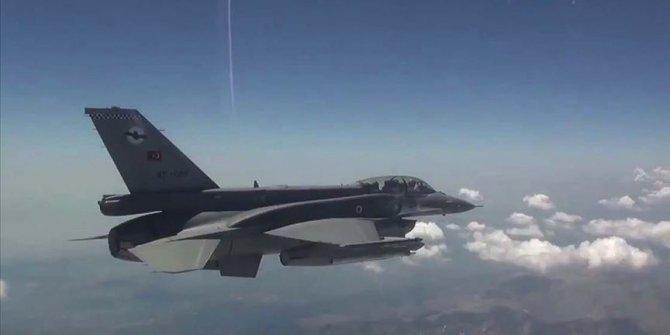 2 PKK'lı terörist hava harekatıyla etkisiz hale getirildi
