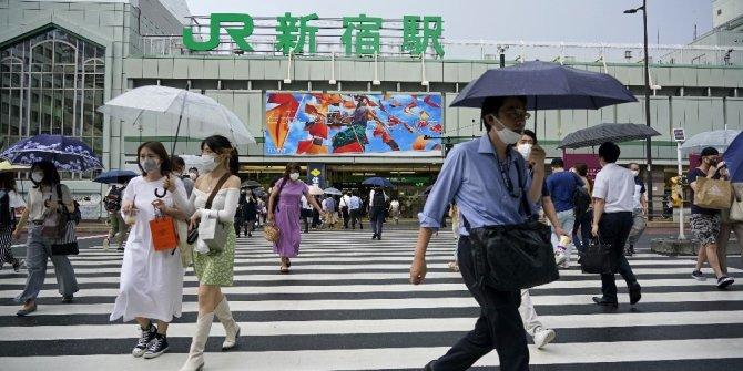 Japonya'da 375 yeni korona virüs vakası tespit edildi