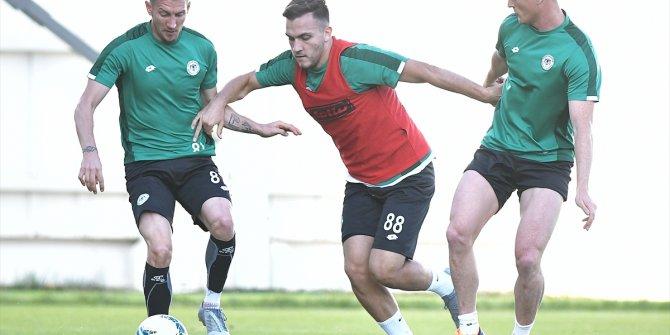 Konyaspor, Medipol Başakşehir maçına hazır