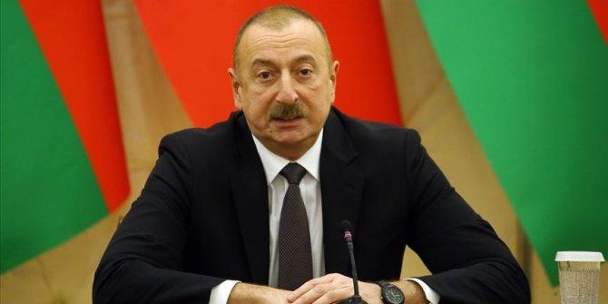 """Aliyev: """"Ermenistan'ın tüm çabaları iflas etti"""""""