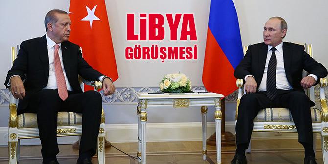 Erdoğan, Rusya Devlet Başkanı Putin ile telefonda görüştü