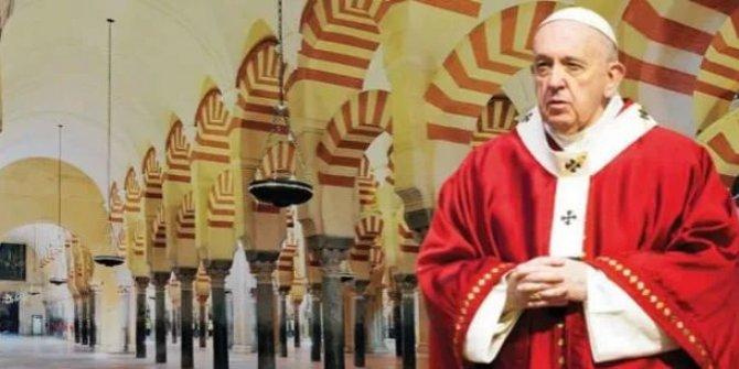 Tarihçilerden Papa'ya: Kurtuba için de acı çekiyor musun?