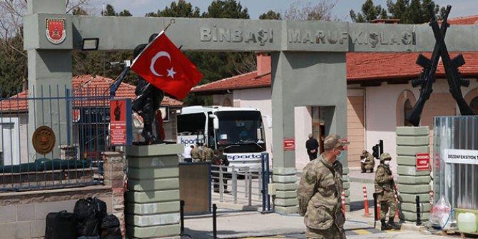 Bakanlıktan Burdur'da askeri birlikteki koronavirüs vakalarıyla ilgili açıklama