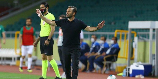 """Okan Buruk: """"Konyaspor haklı bir galibiyet aldı"""""""
